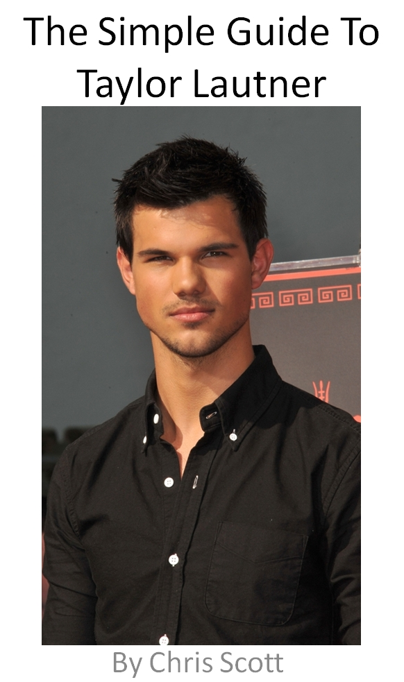 Taylor Lautner Ebook